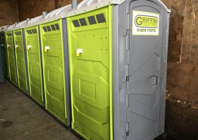 Hot Wash Toilets
