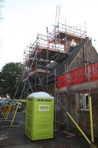 House build Loo