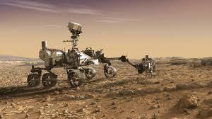 MARS VISIT